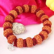 8 mukhi Ganesha Bracelet