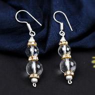 Crystal Earring - Design I