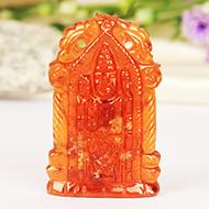 Tirupati in Gomed - 33 carat
