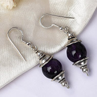 Amethyst Goodies Earrings