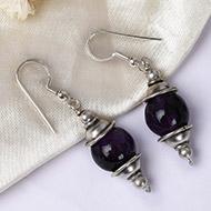 Amethyst Goodies Earrings