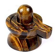 Shivlinga in Tiger Eye-193 gms