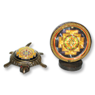 Shree Yantra - Set of 2