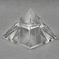 Sphatik Pyramid - 140 gms