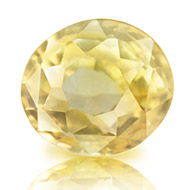 Yellow Sapphire - 2.05 carats