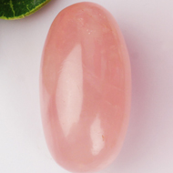 Shivlinga in Rose Quartz