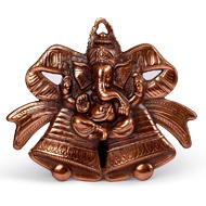 Ganesha with Bells - Wall hanging