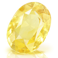 Yellow Sapphire - 6.09 carats