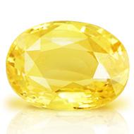 Yellow Sapphire - 5.27 carats
