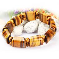 Tiger Eye Bracelet - Design II