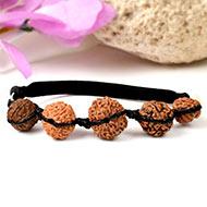 Healing Bracelet - J in thread