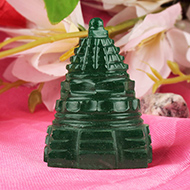 Green Jade shree Yantra - 49 gms
