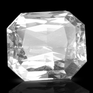 White Sapphire - 4.57 carats