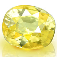 Yellow Sapphire - 4.12 carats