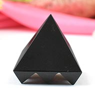 Multi Pyramid in Black Tourmaline