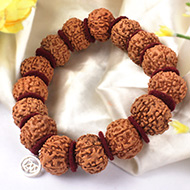 Collector 7 mukhi bracelet
