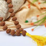 10 mukhi Narayan Mala
