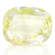 Yellow Sapphire - 3.16 carats