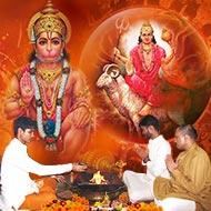 Puja for Wish Fulfillment (Manokaamna Prapti)