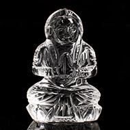 Sphatik Crystal Parvati - 26 gms