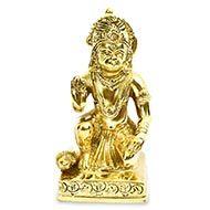 Blessing Hanuman - III
