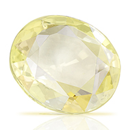 Yellow Sapphire - 6.61 carats
