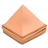 Multi Layered Copper Vastu Pyramid