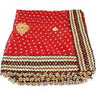Red Bandhani Mata ki Chunri - II