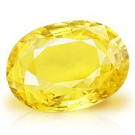 Yellow Sapphire - 30.70 carats