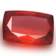 Gomed - India - 7.50 Carats - Cushion