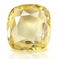 Yellow Sapphire - 4.18 carats