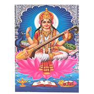 Maa Saraswati Photo - Medium