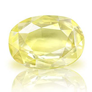 Yellow Sapphire - 3.54 carats