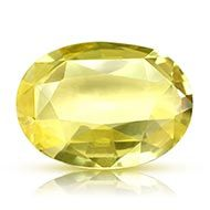 Yellow Sapphire - 6 carats - I