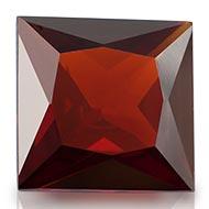 Red Garnet - Ceylon - 4.30 Carats