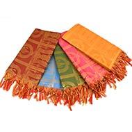Jai Vasavi Shawl in Art Silk
