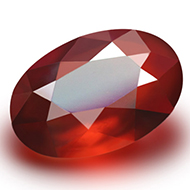 Gomed - India - 4.80 Carats - Oval
