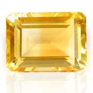 Yellow Citrine - 9 to 11 carats - 2