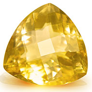 Yellow Citrine - 5 to 6 carats