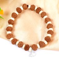 11 mukhi Ekadash bracelet from Java - Design I