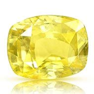 Yellow Sapphire - 4.630 carats