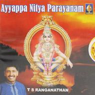 Ayyappa Nitya Parayanam - CD