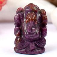 Ruby Ganesh - 73.65 carats