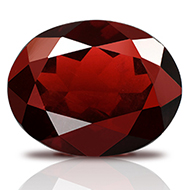 Red Garnet - 3 to 4 Carats