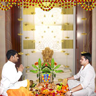 Book Pundits for Puja at your own home