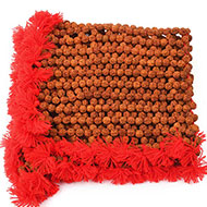 Rudraksha Mat in cotton thread