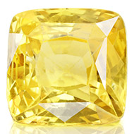 Yellow Sapphire - 6.81 carats