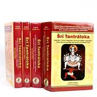 Sri Tantralokah of Acarya Abhinava Gupta - Set of IV Volume