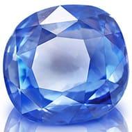 Blue Sapphire - 5.12 carats
