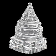 Shree Yantra in Sphatik - 32 gms